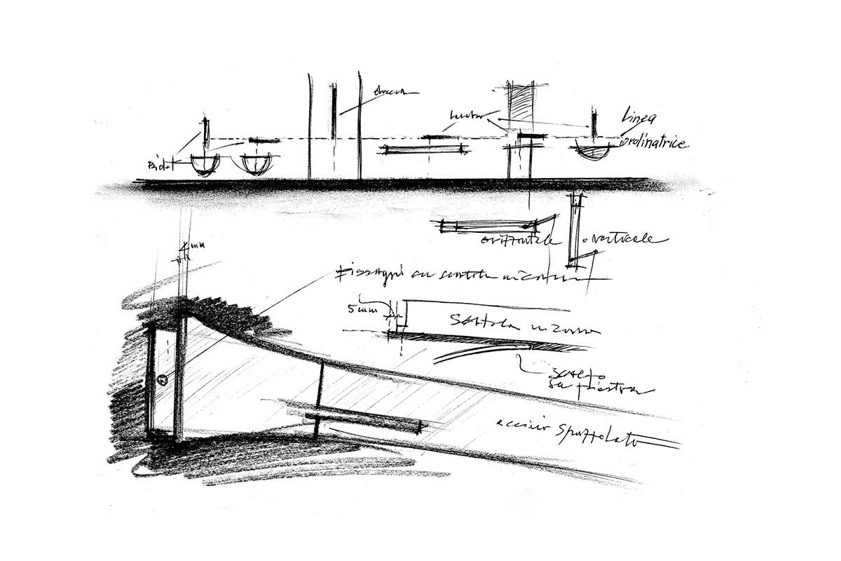 CUT - Design arch. Mario Tessarollo