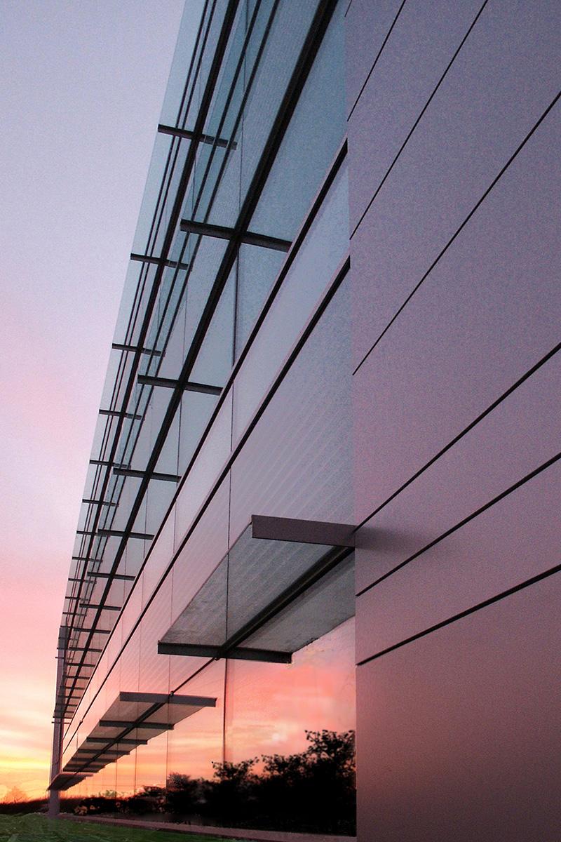 Edificio artigianale e commerciale - arch. Mario Tessarollo