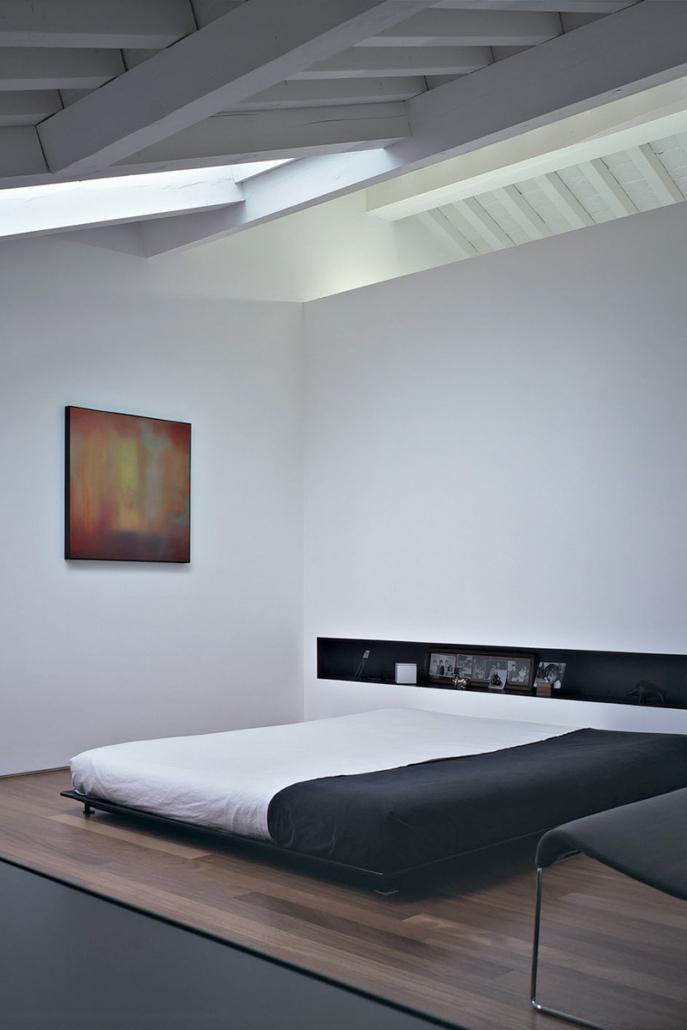Ristrutturazione residenziale in centro storico - ph Paolo Utimperger - arch. Mario Tessarollo