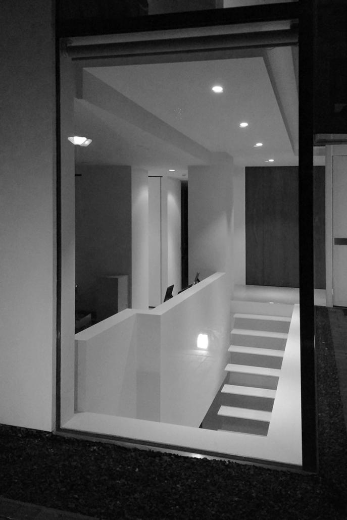 Ampliamento e sistemazione di casa unifamiliare - arch. Mario Tessarollo