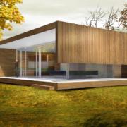 Casa in legno - arch. Mario Tessarollo