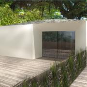 Casa nel Quadrado - arch. Mario Tessarollo