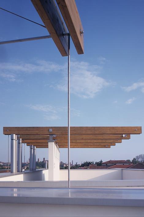 Edifici Condominiali - arch. Mario Tessarollo