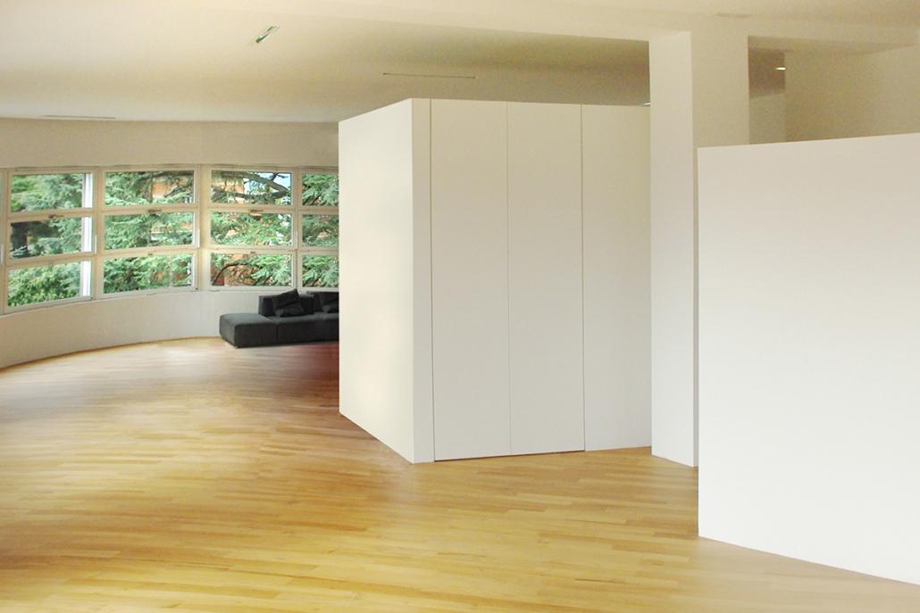 Ristrutturazione appartamento - arch. Mario Tessarollo