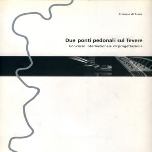 Due ponti pedonali sul Tevere libro