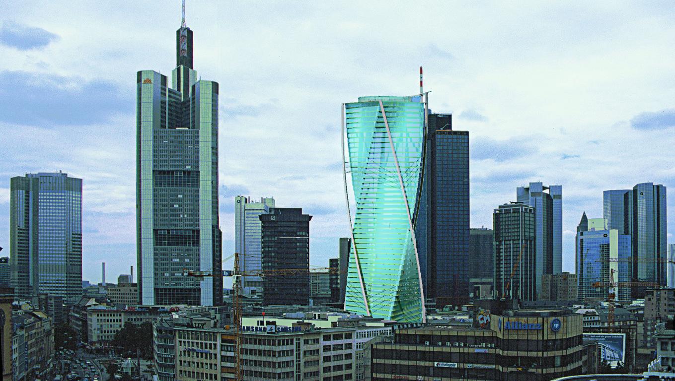 Max Tower - Frankfurt